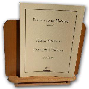 Aita Madina - Euskal Abestiak - Canciones Vascas