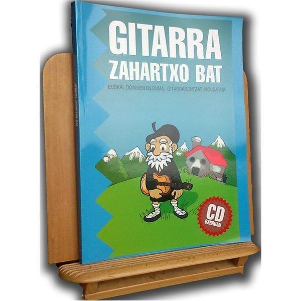 Gitarra zahartxo bat