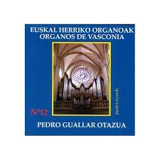 Pedro Guallar Órganos de Vasconía 12