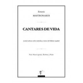 Cantares de vida - Ernesto Mastronardi