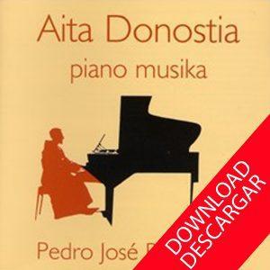 Integral Aita Donostia Piano Grabación
