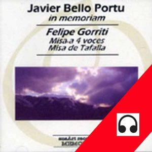 Misa_Tafalla - Gorriti - Bello Portu