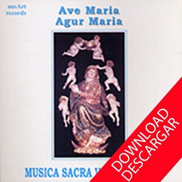 Ave Maria Agur Maria