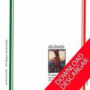 Aita Donostia Música Popular vasca Agurtzane Mentxaka Aitor Olea