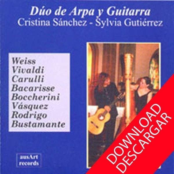 Dúo Arpa Guitarra