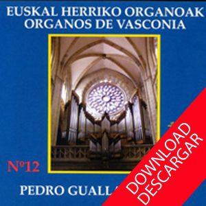 Órganos de Vasconía 12 Pedro Guallar Catedral Bilbao