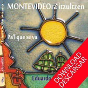 Montevideora itzultzen Eduardo Baranzano Concierto Guitarra