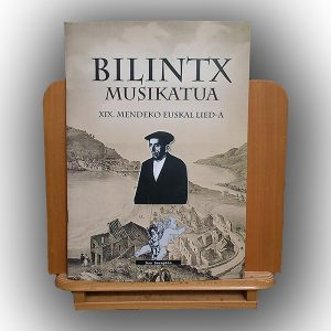 Bilintx musikatua. Canciones de Bilintx
