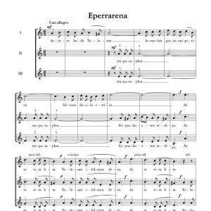 Eperrarena - Tomas Garbizu