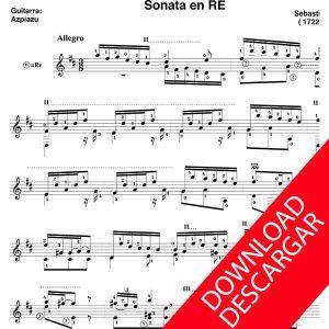 Sonata en Re - Sebastián