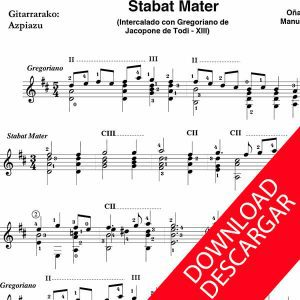 Stabat Mater - Anónimo
