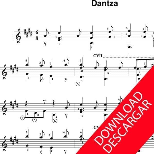 Dantza - Jose de Azpiazu