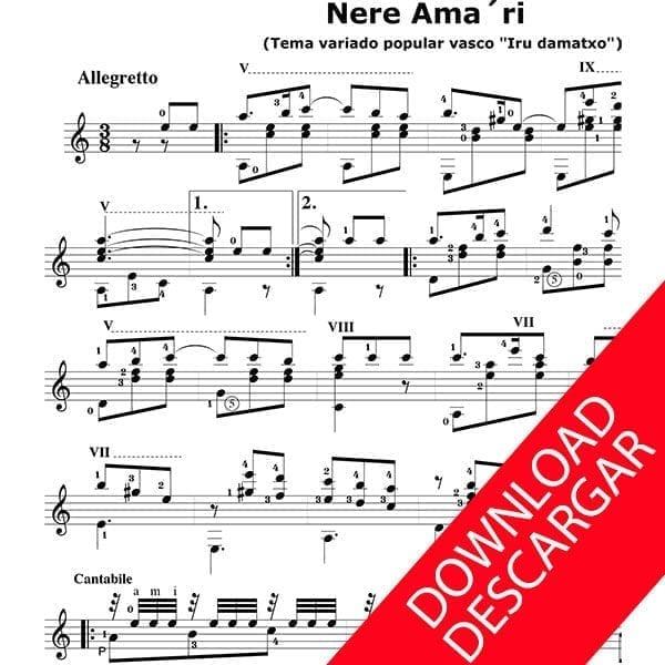 Nere Amari - Jose de Azpiazu