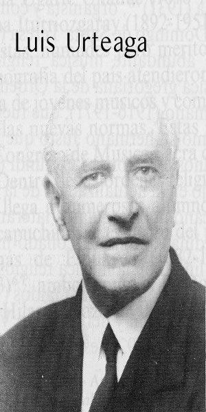 Luis Urteaga Iturrioz