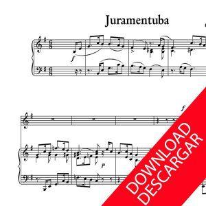 Juramentuba - Cándido Buenechea - Letra: Bilintx