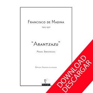 Arantzazu, poema sinfonikoa - Aita Madina