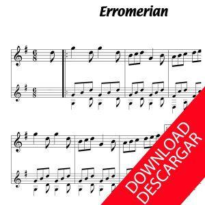 Erromerian - Partitura para Guitarra