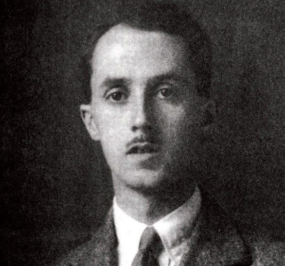 FERNANDO REMACHA sobre 1926