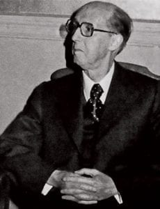 Fernando Remacha en 1973