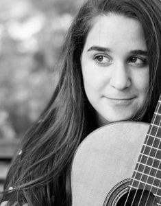Sara Guerrero - Guitarrista - Grabaciones