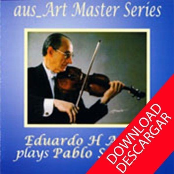 Eduardo Hernández Asiain interpreta Sarasate - Album en descarga digital