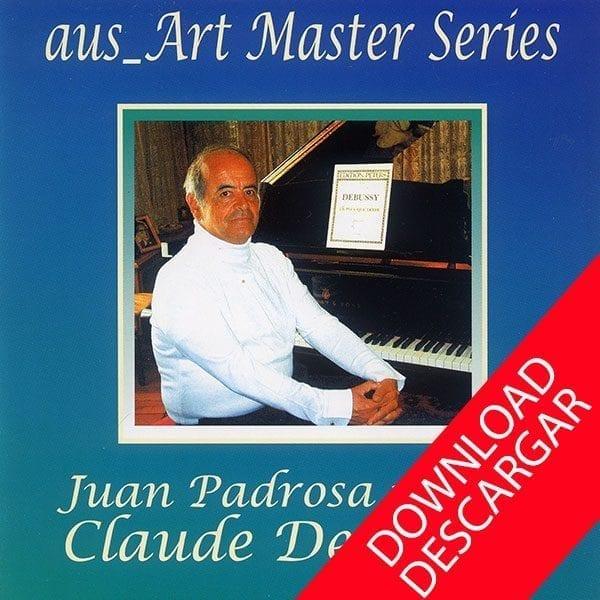 JUAN PEDROSA plays CLAUDE DEBUSSY