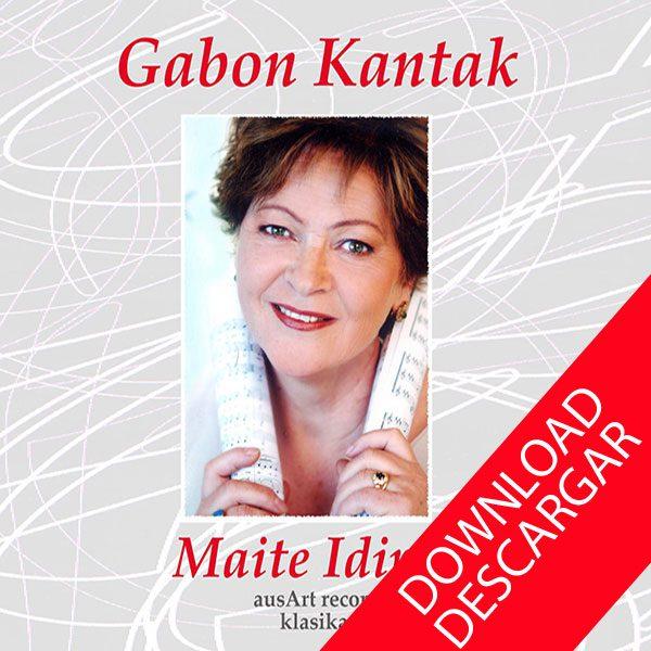 Gabon Kantak - Maite Idirin - descarga mp3