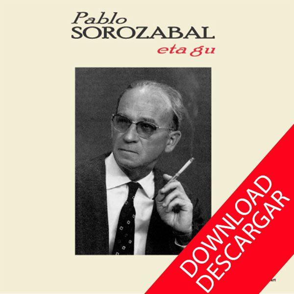 Pablo Sorozabal - Abestiak - Canciones - Songs