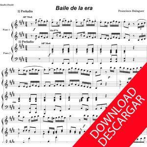 Baile de la Era - Francisco Balaguer - Saski Naski