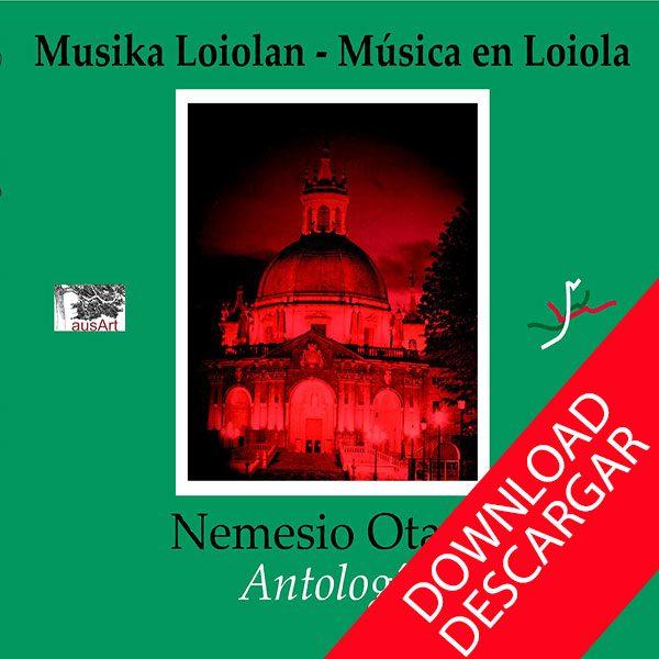 Nemesio Otaño - Antología - Grabaciones históricas