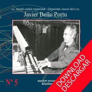 Javier Bello Portu - Organista - Música en descarga