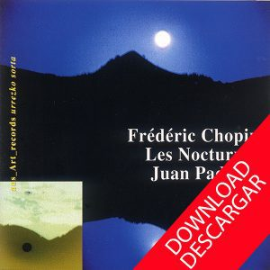 Nocturnos de Chopin - Juan Padrosa