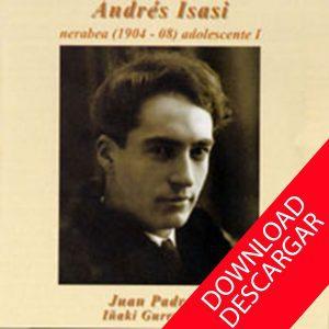 Andrés Isasi - Música para piano