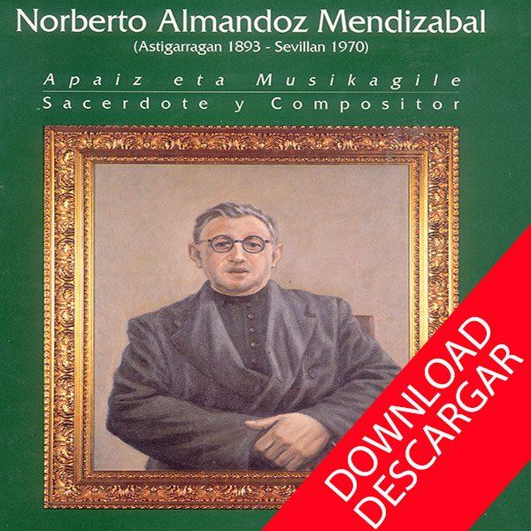 NORBERTO ALMANDOZ - ANTOLOGÍA