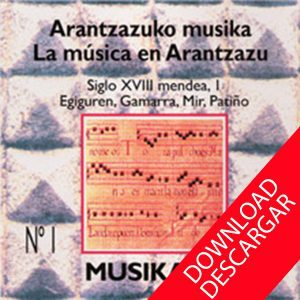 La música en Aranzazu - Musikalis