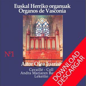Órgano de Lekeitio - Aitor Olea
