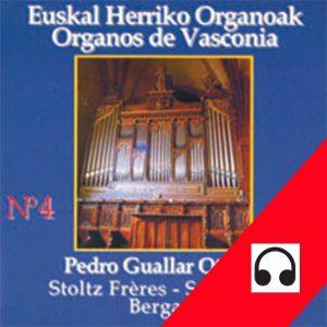 Bergarako organoa - Pedro Guallar