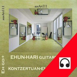 Ehun hari - Guitarra