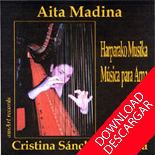 Música para arpa de Aita Madina - Cristina Sánchez Cuétara
