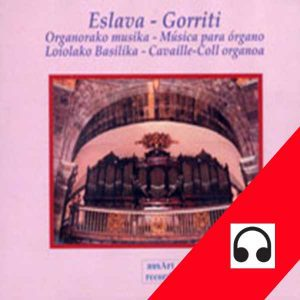 Eslava - Gorriti - Obras para órgano