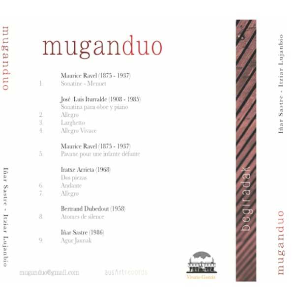 Muganduo - Oboe-Piano