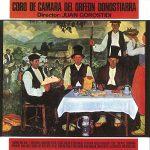 Canciones Vascas - Orfeón Donostiarra