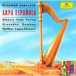 Spanish Harp Music Nicanor Zabaleta