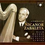 A Portrait of Nicanor Zabaleta by unknown (2009-06-16)
