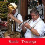 PARTITURAS BANDA - TXARANGA