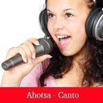 Ahotsa - Canto