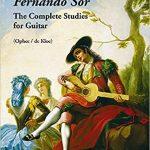 Andres segovia - 20 studies for guitar ( sor ) guitare: