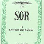 Ejercicios Guitarra Op.35