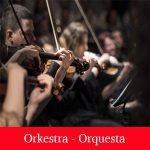 Orkestra - Orquesta