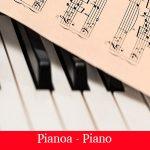 Pianoa- Piano